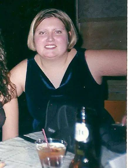 Another 40lbs gained...giant moon face and striae. High Blood Pressure. 2001-2002.